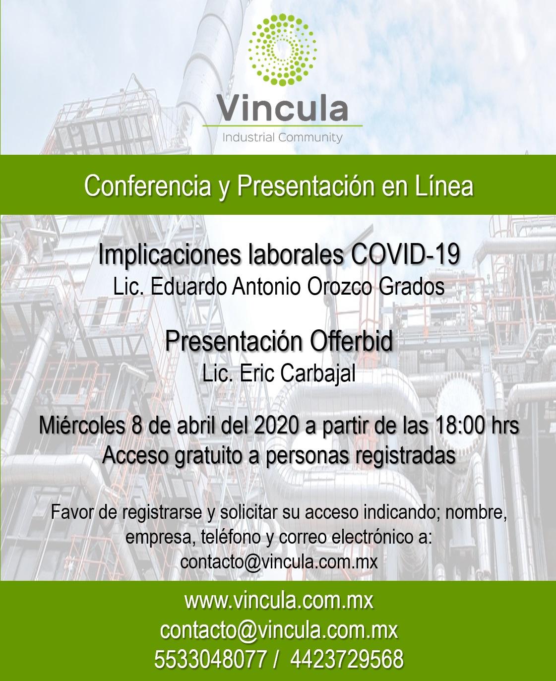 Conferencia en línea