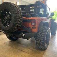 Customize Jeeps