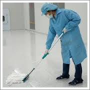 Mopping the floor||||