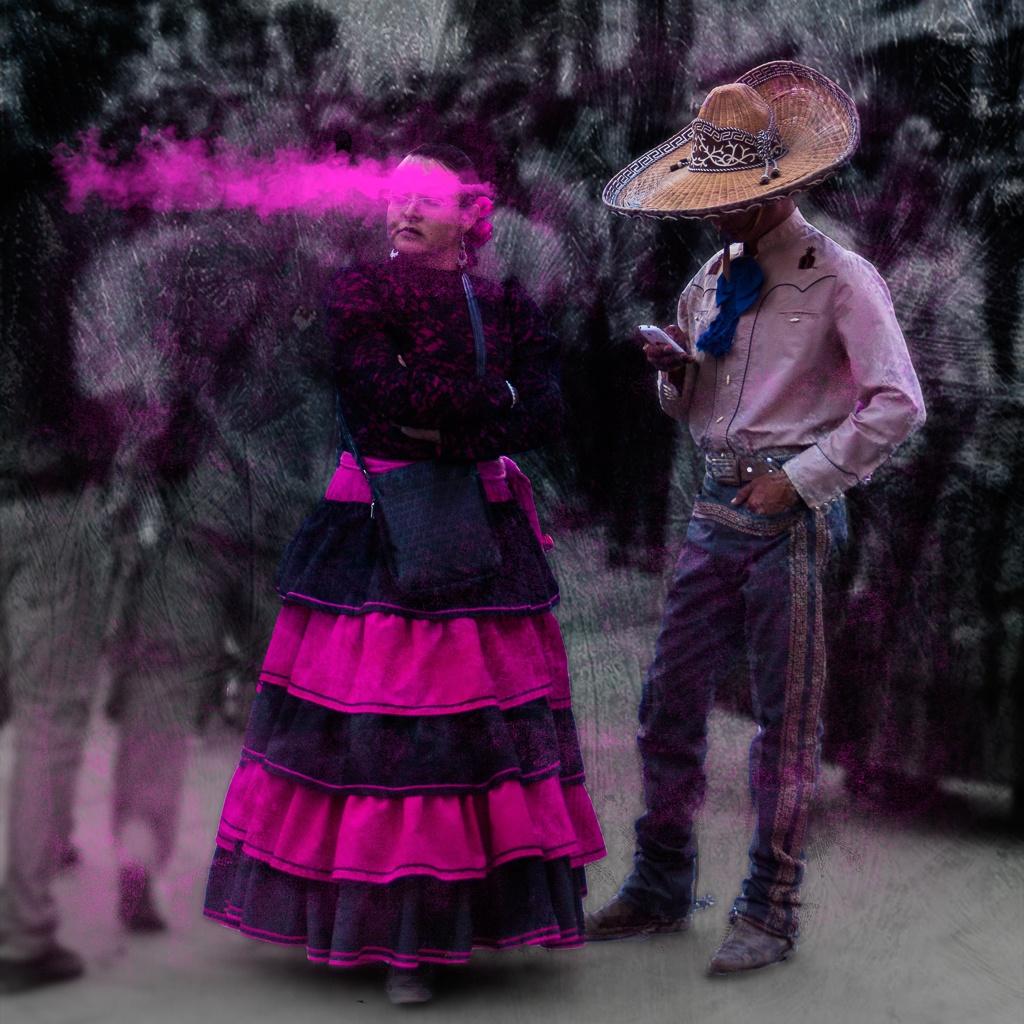 A-016 Mexico de Hoy, 2016 Firmado y Fechado Foto pintura, Impreso en Papel Algodón. 40x40 / 60x60 / 90x90 cm Edición: 10 Con Certificado de Autenticidad   Fine art: $4,100 / $4,5500 / $5,550 Revestido: $3,850 / $4,000 / $4,350