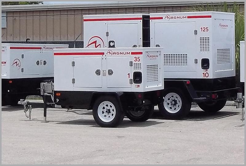 Magnum generator power||||