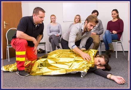 Lifesaving Class