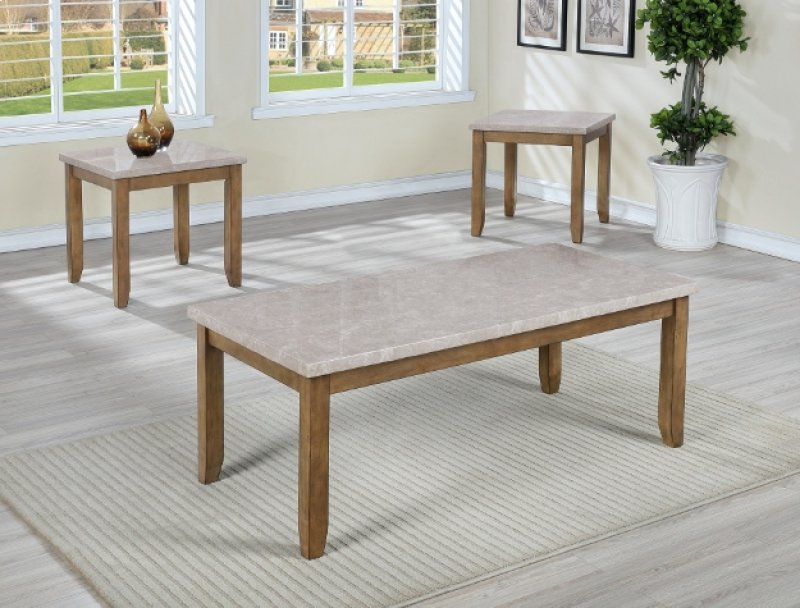 4222SET Coffee and End Table Set