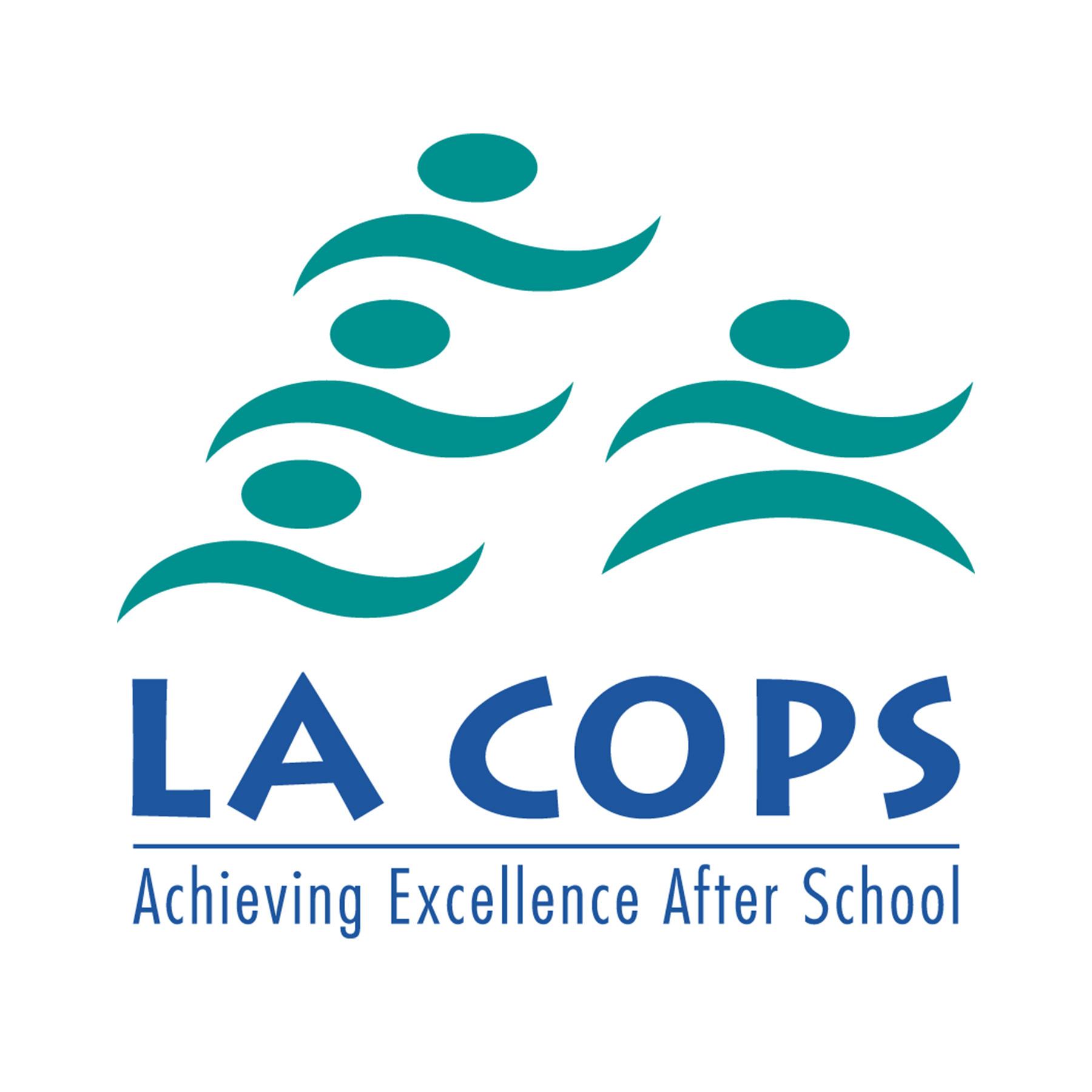 LACOPS After School Program Logo
