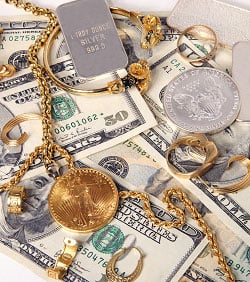 Atlantic Coin & Jewelry Exchange Cash for Gold buys gold and jewelry