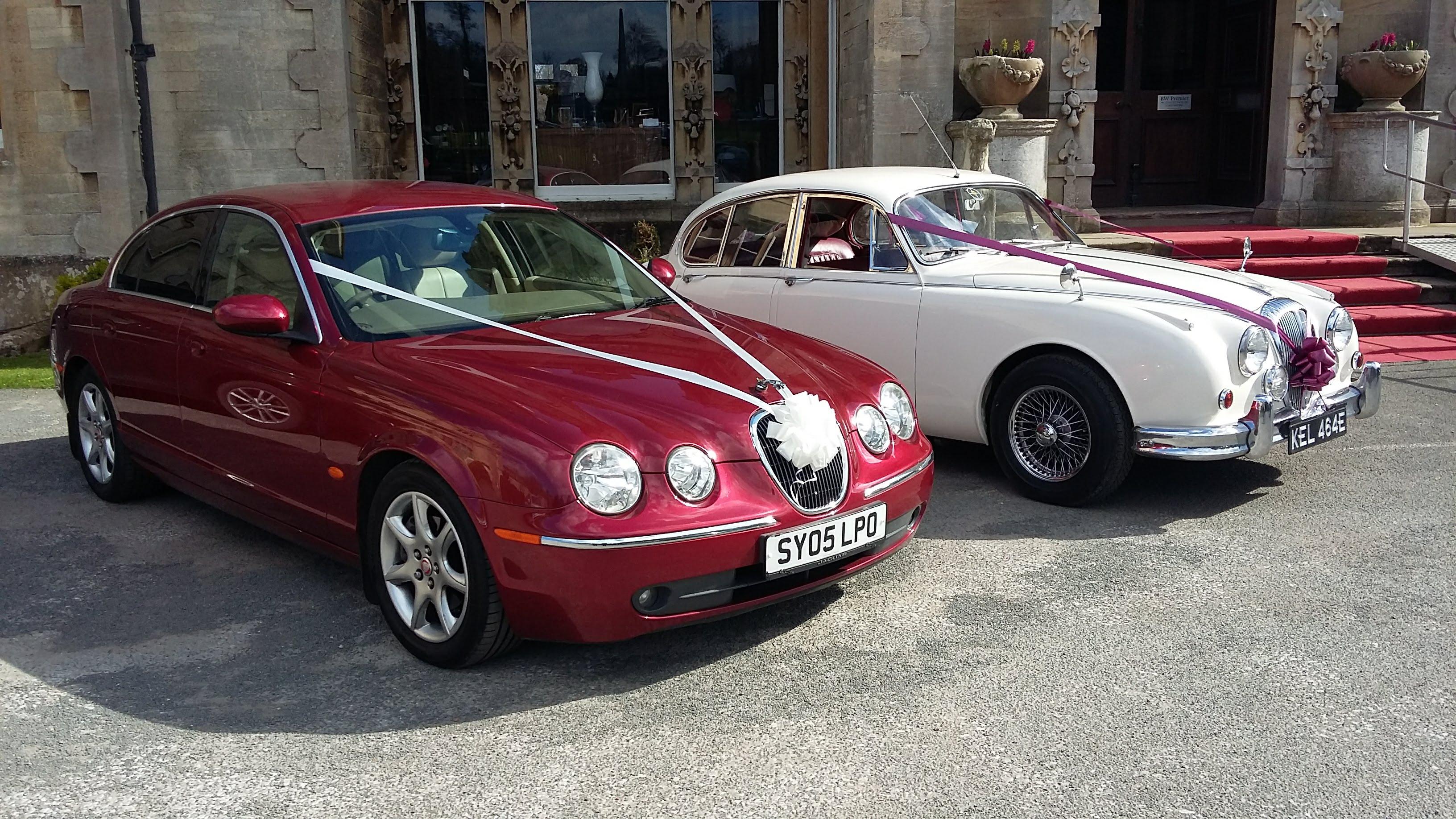 Jaguar S-Type & Daimler V8