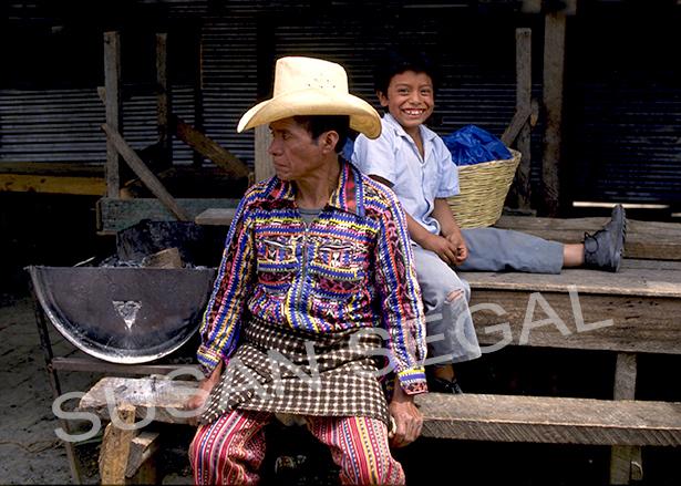 Young Boy - Antigua, Guatemala