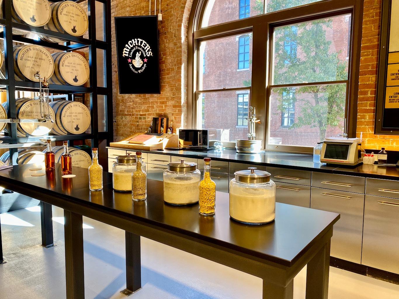The Lab - Michter's Distillery