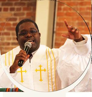 Pastor Sanders