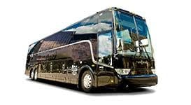 Our 55 Passenger Motor Coaches