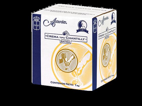 180  |  Crema Batida Asturias Caja de 1 kg