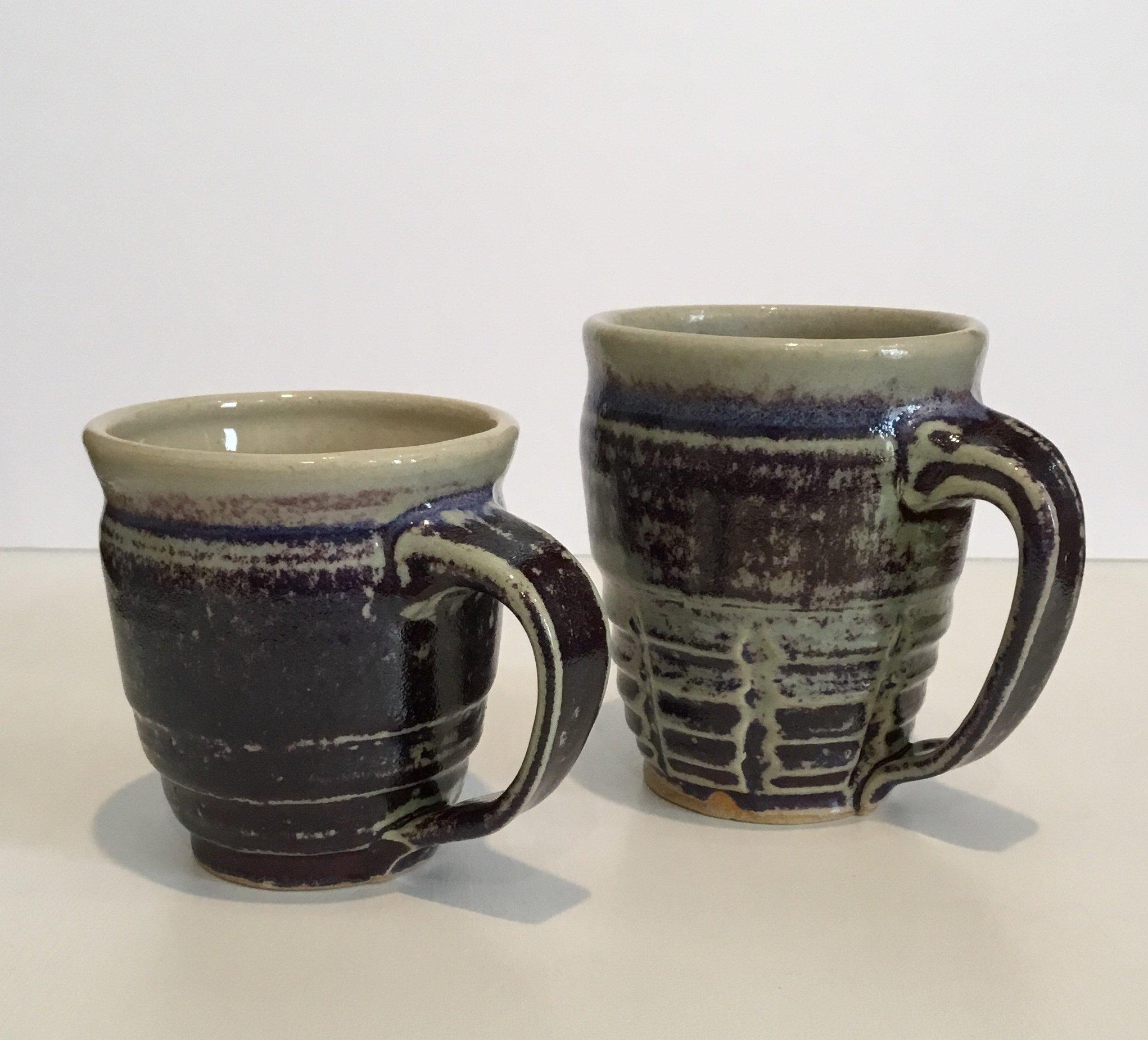 "Mugs Ceramic 4.75""- 5.5"" $15. each"