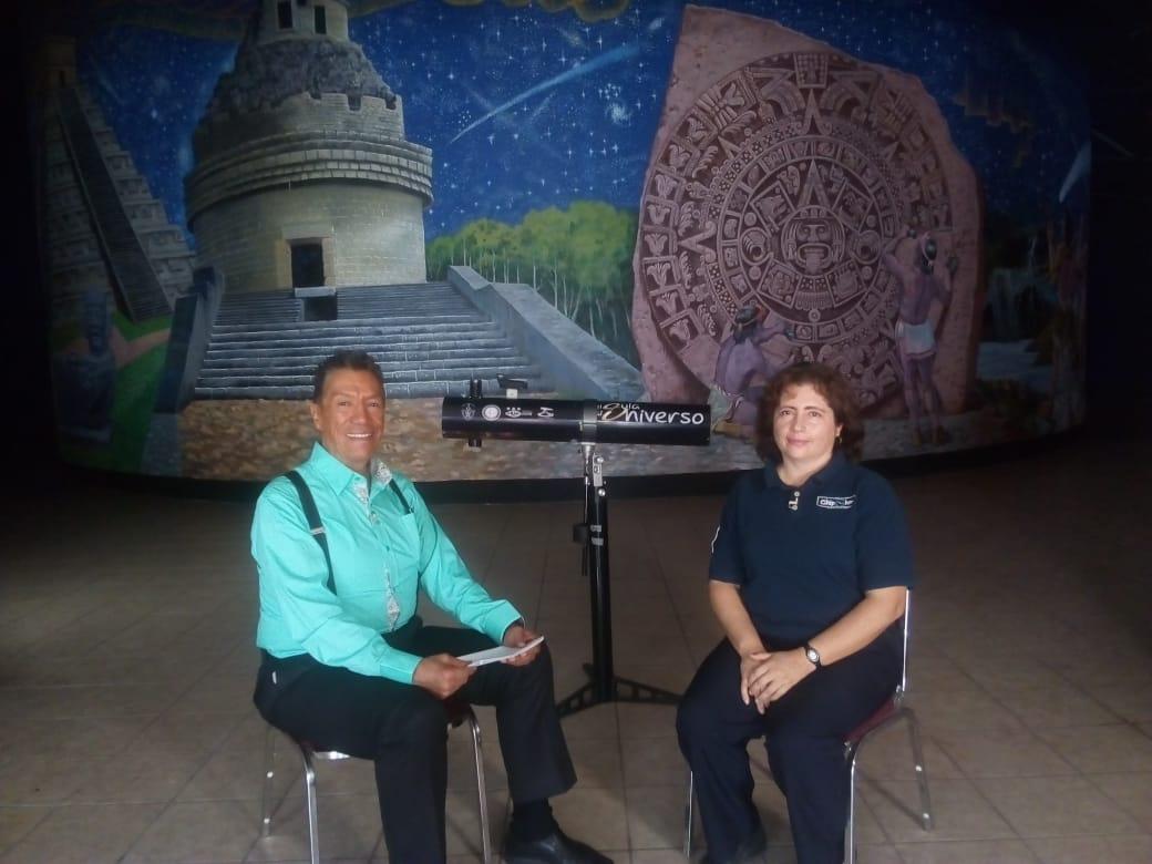 Entrevista y asistencia en programas de Tv