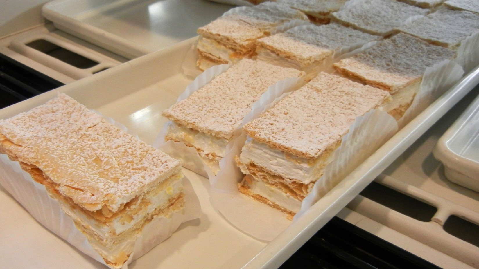 French Cream Napoleon