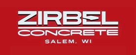 Zirbel Concrete LLC in Salem, WI is a reliable concrete contractor.