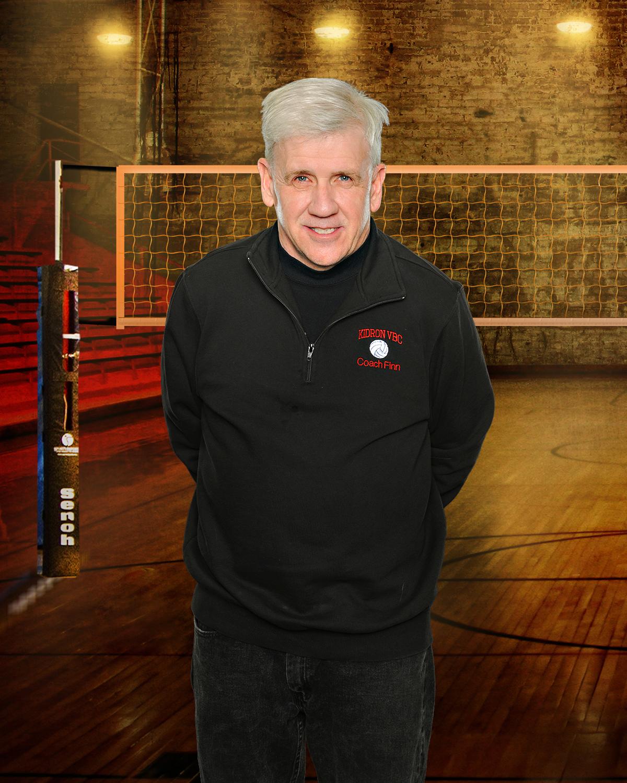 John Finn - Club Board 15s Coach