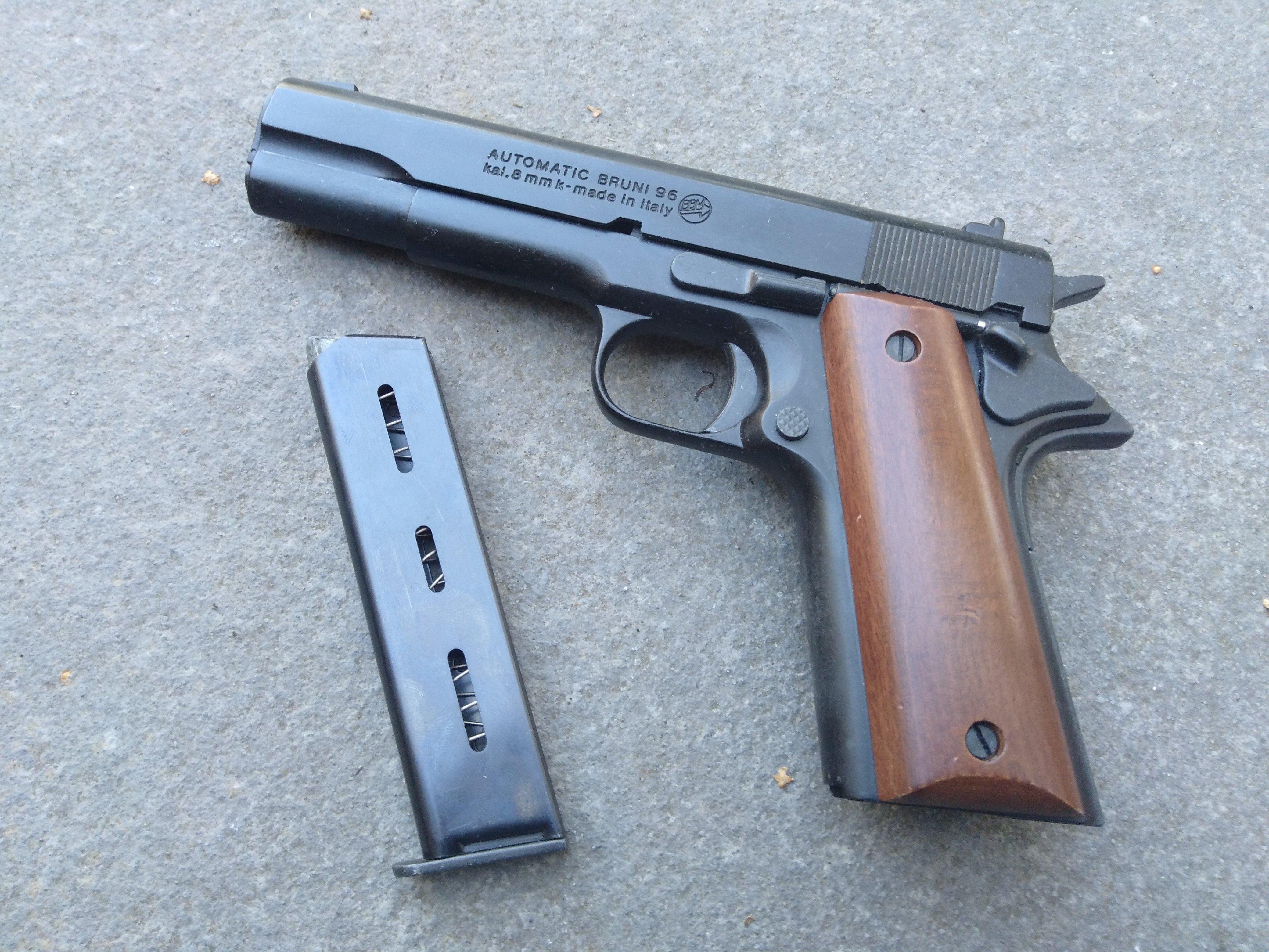 Pre-owned Bruni 96 Colt 1911