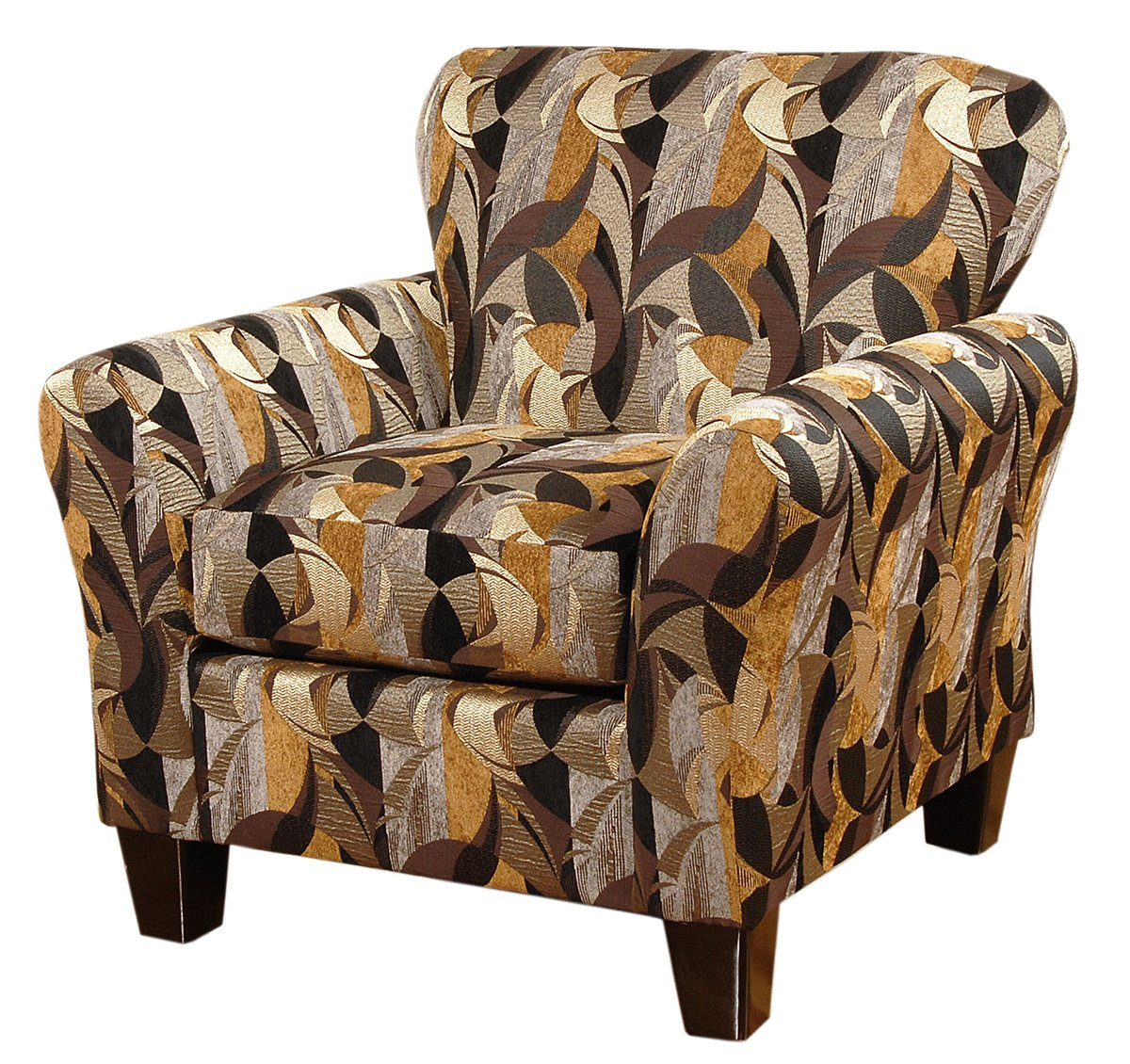 3010 Serta Accent Chair Peppercorn