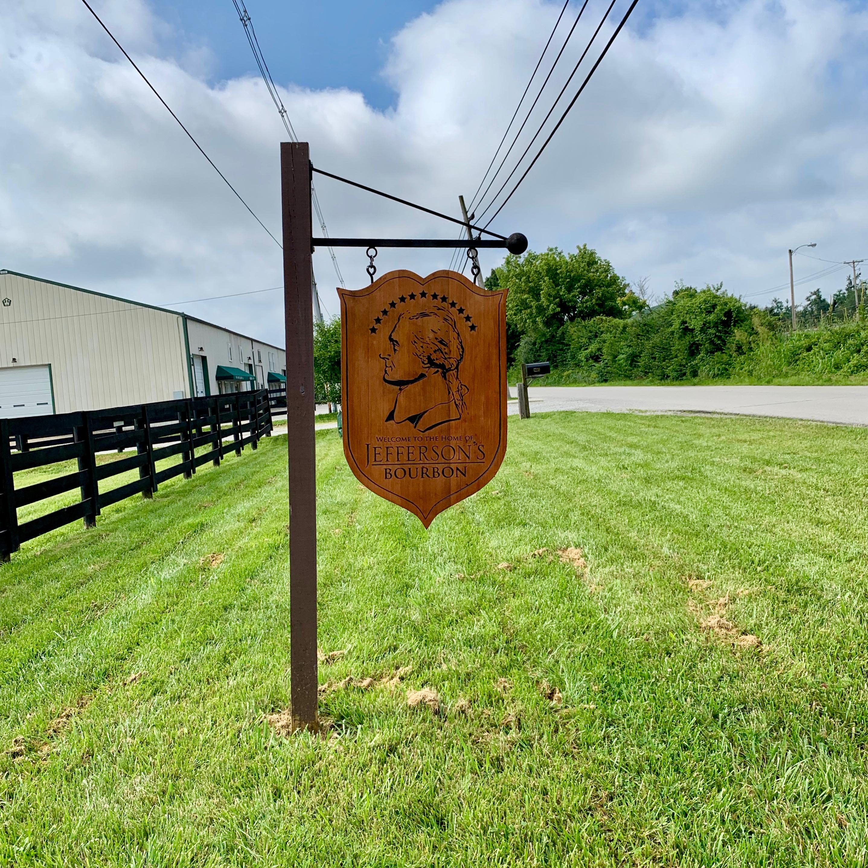 Home of Jefferson's Bourbon - Kentucky Artisan Distillery