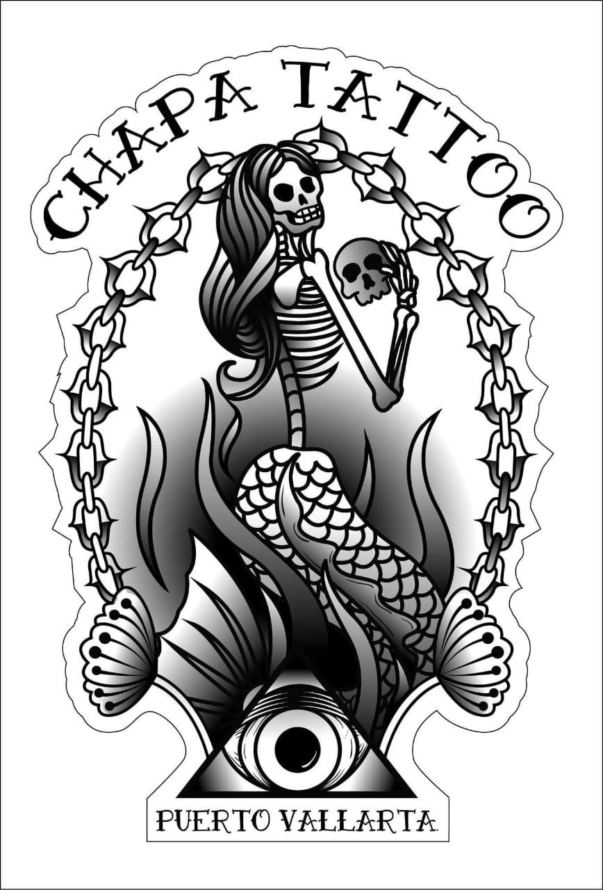 Tatuadores en Puerto Vallarta – Chapa Tattoo Studio, Puerto Vallarta – Jalisco