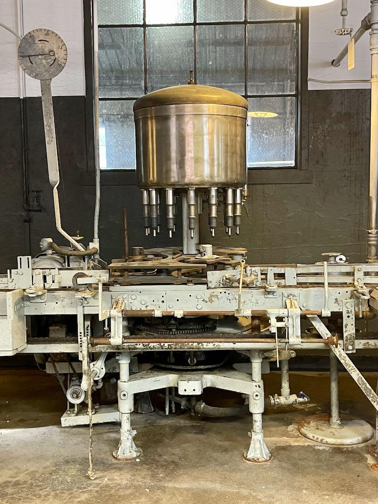 Bottling Line - Old Samuels Distillery