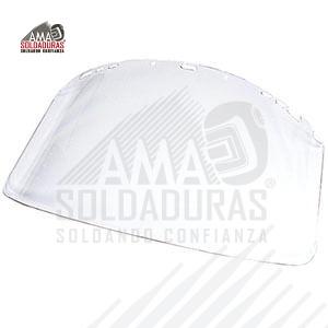 MICA DE REEMPLAZO Descripción: Se adapta a protector facial 3-PF-300-T y 3-PF-500-T. Policarbonato 100%.