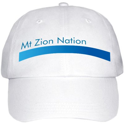Mt Zion Hat $12.50