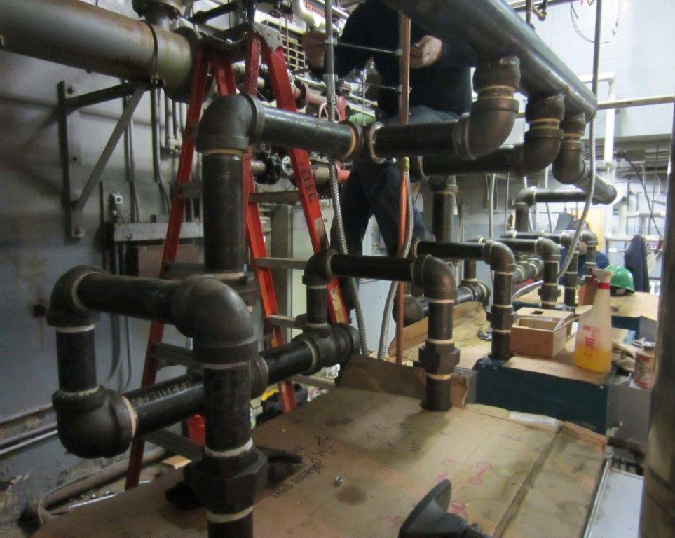 Complex Plumbing System