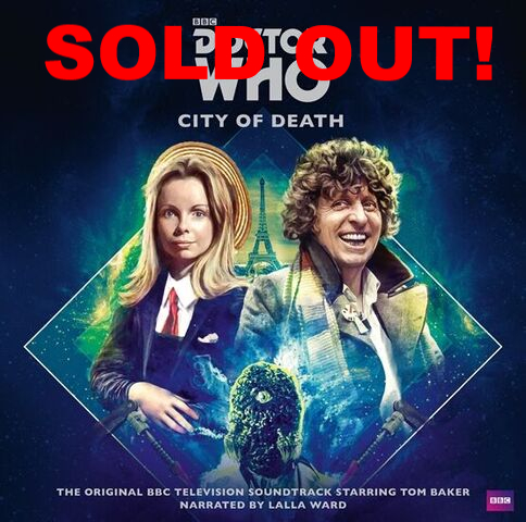Doctor Who - 'City Of Death'