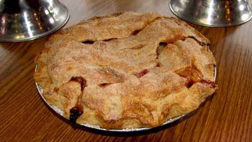 Oven-Fresh Pie