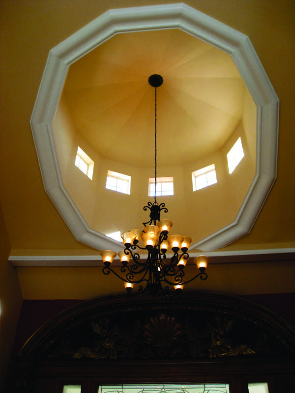 Ceiling Crown