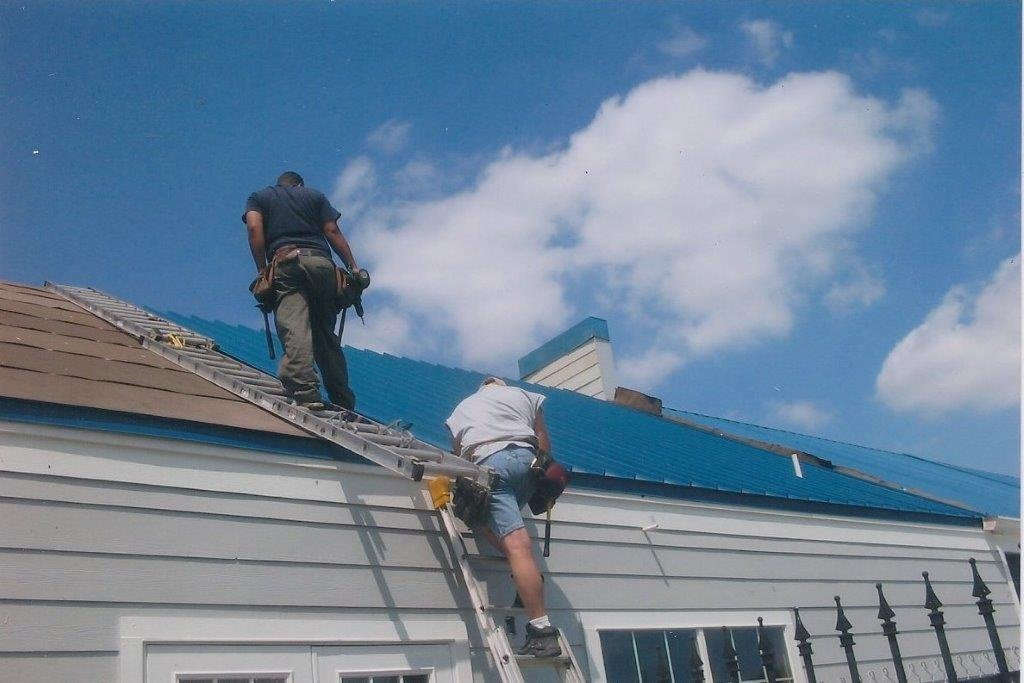Roofing Installation