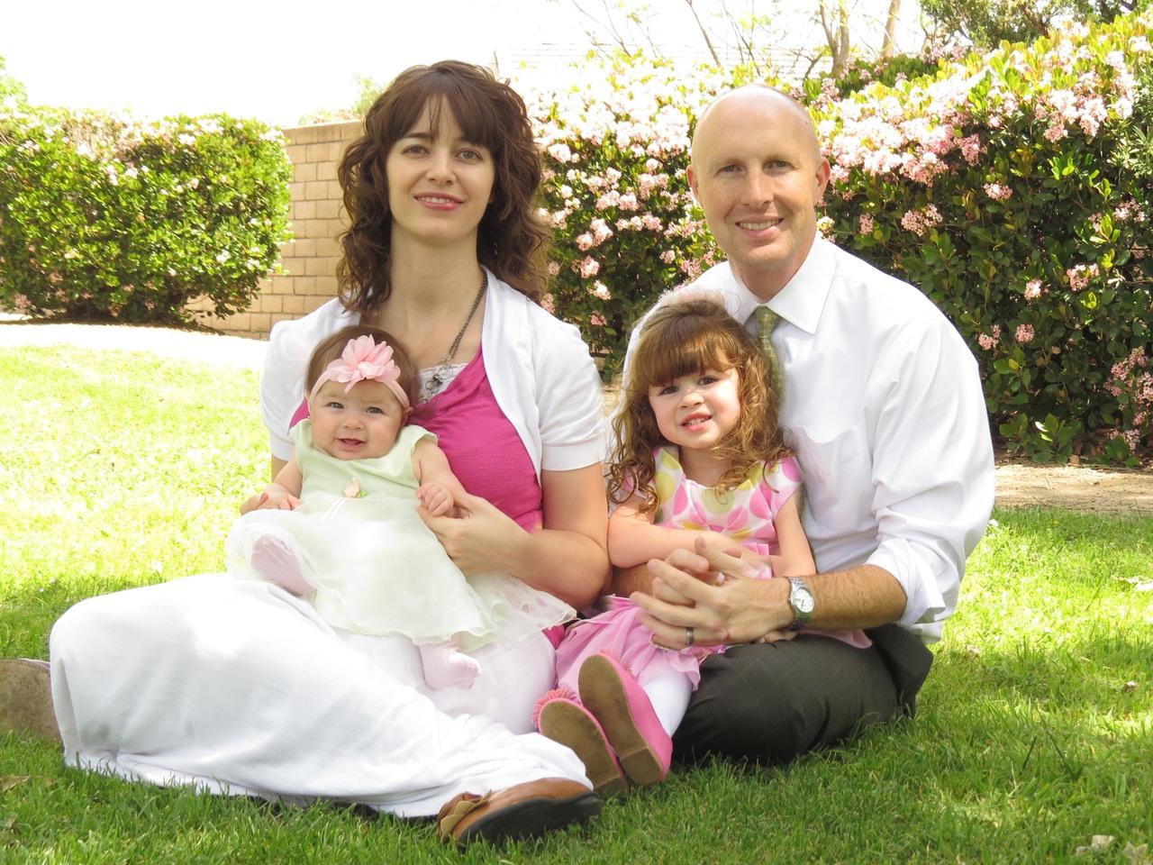 Pastor John and Sarah Ashley