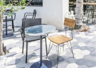 West Hollywood - Tables & Lighting