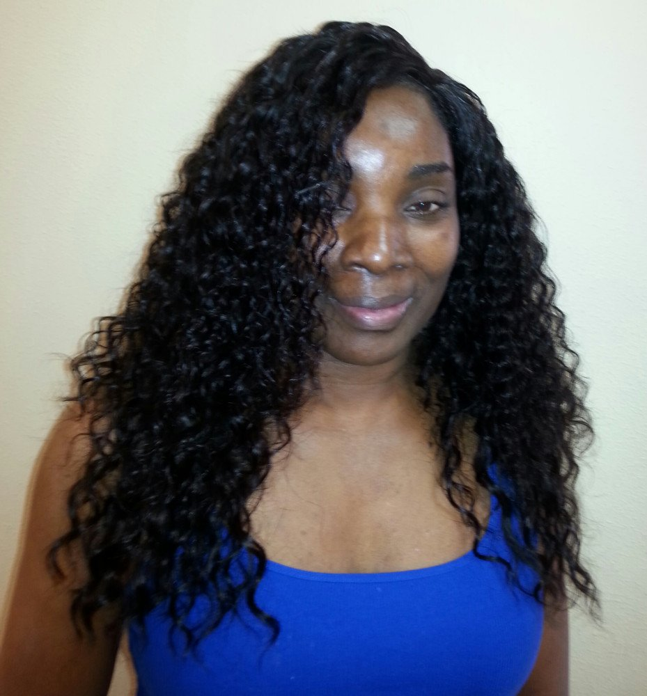 SEW-IN WEAVE CLOSURE