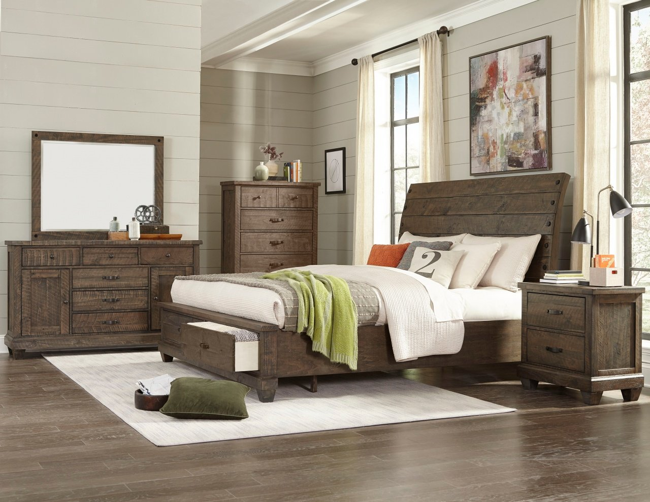 7131ABR Bedroom Set