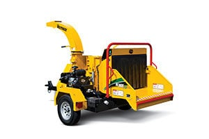 "Vermeer 6"" Brush Chipper $185/day $555/week 2"" Ball"