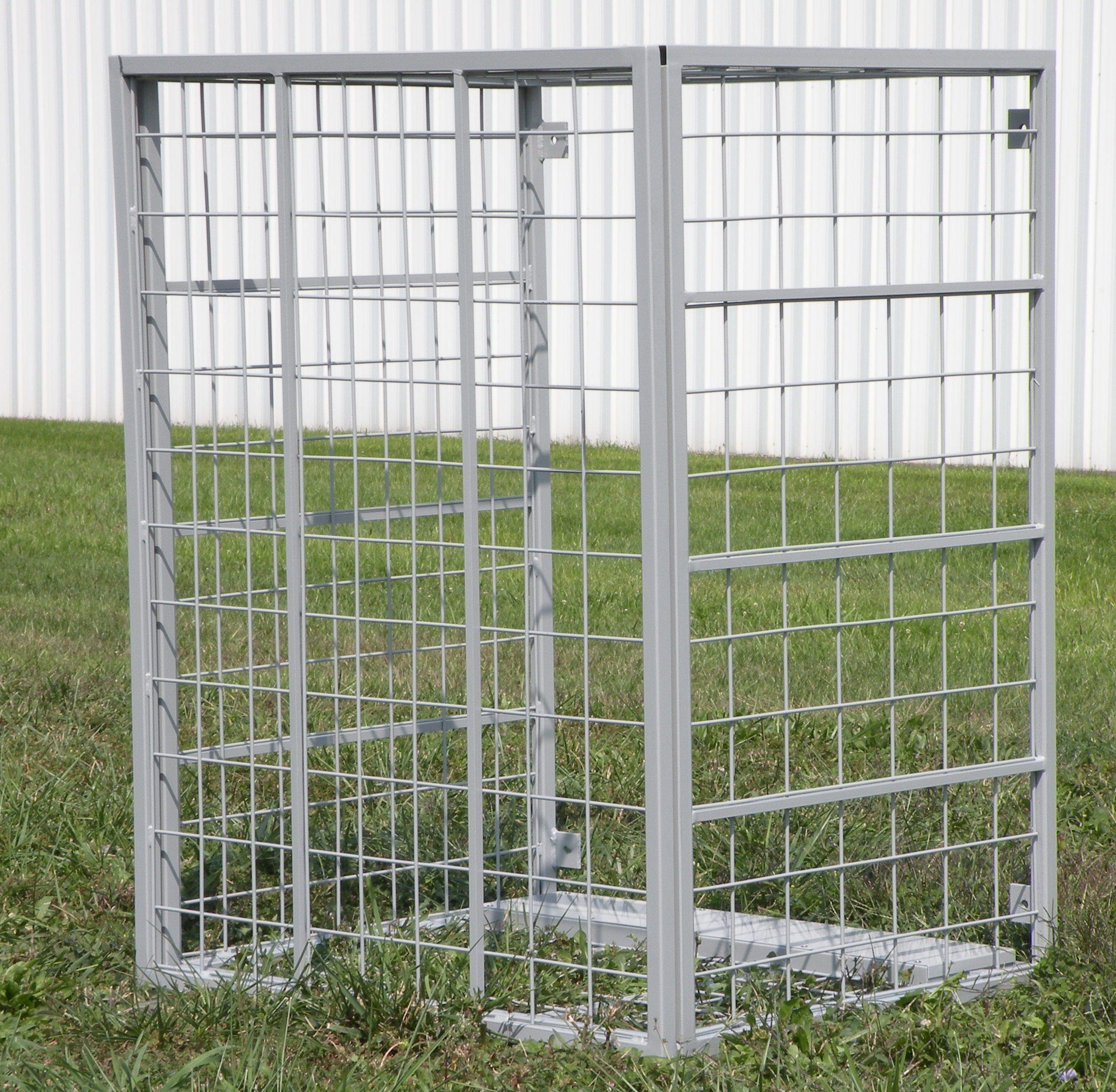 Vertical Theft Deterrent Cage
