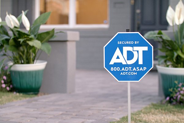 ADT Yard Sign 2