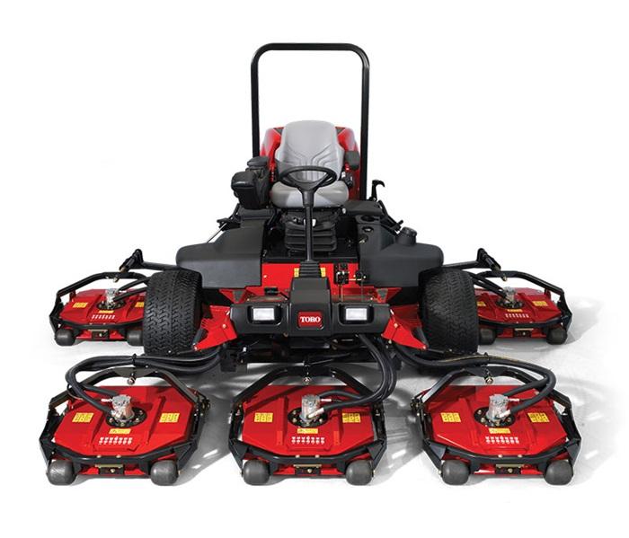 Toro Groundsmaster 4700D