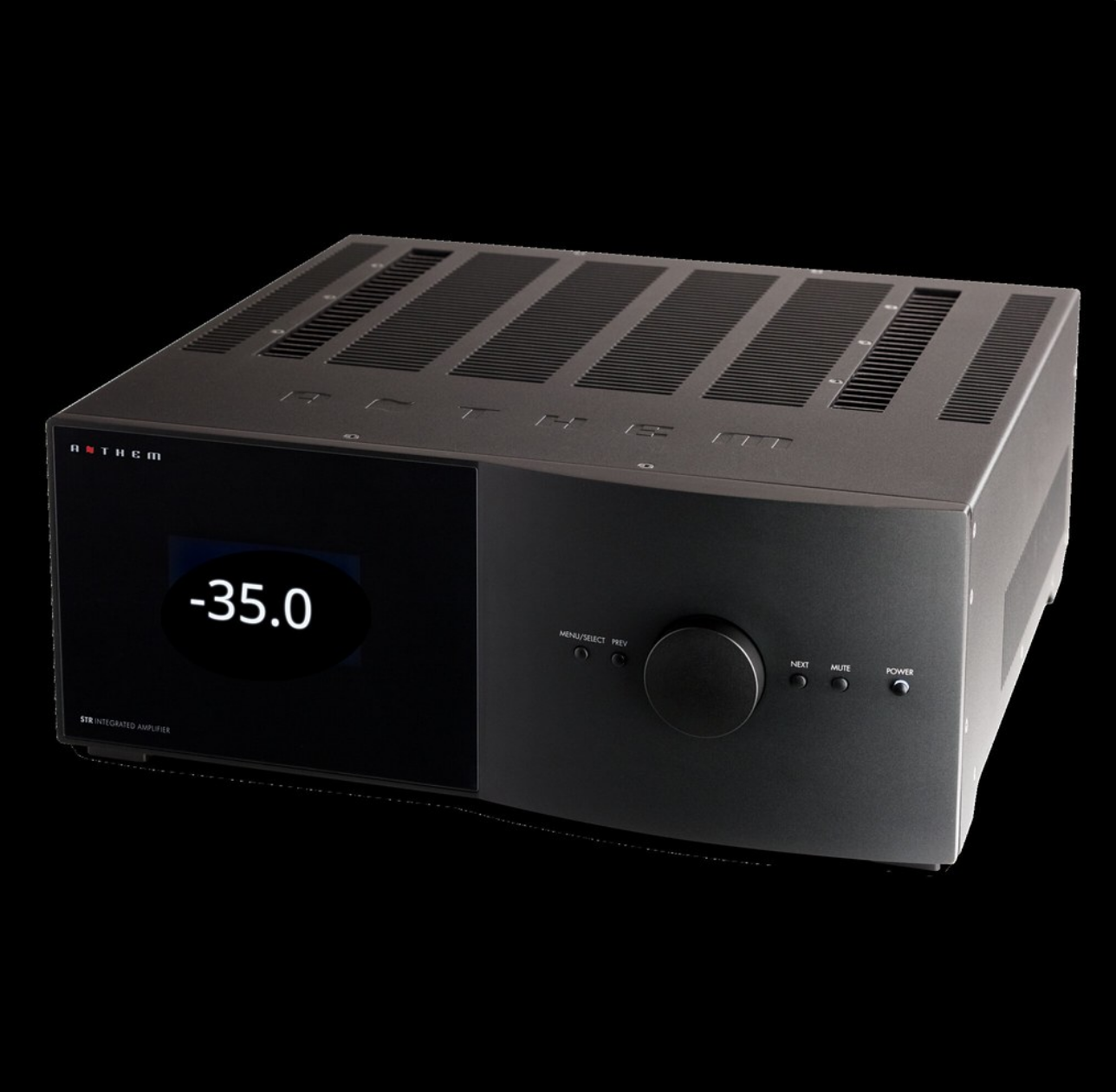 STR INTEGRATED AMPLIFIER.     Powering the Future of Audio