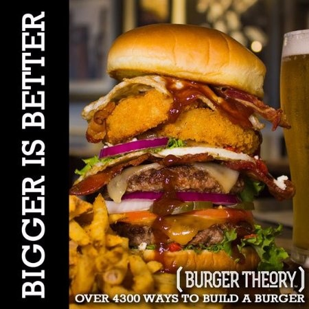 Big Stack of Burger