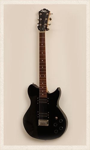 Black Lyon Electric Guitar