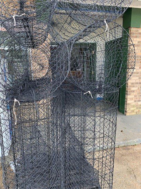 19 x 4 Fish Nets