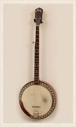Kay 1960s 5-String Banjo