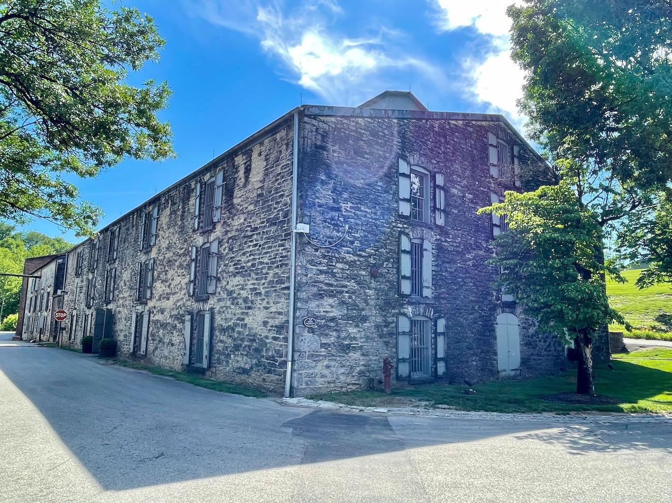 Barrel Warehouse C - Woodford Reserve Distillery
