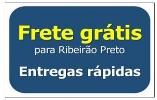 FRETE GRÁTIS PARA RIBEIRÃO PRETO - ENTREGAS RÁPIDAS