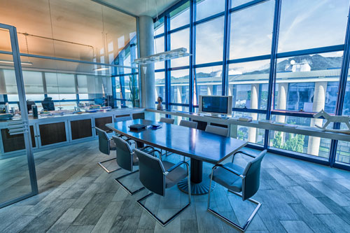 Meeting Room in a Office