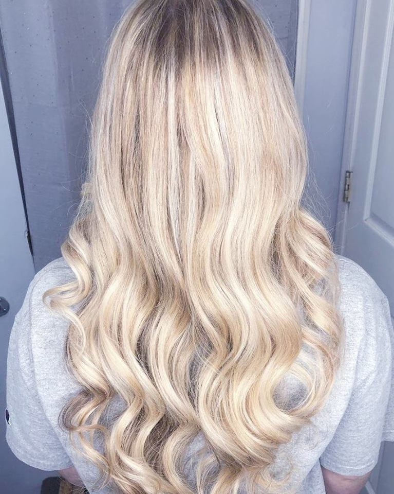 Light Colored Hair