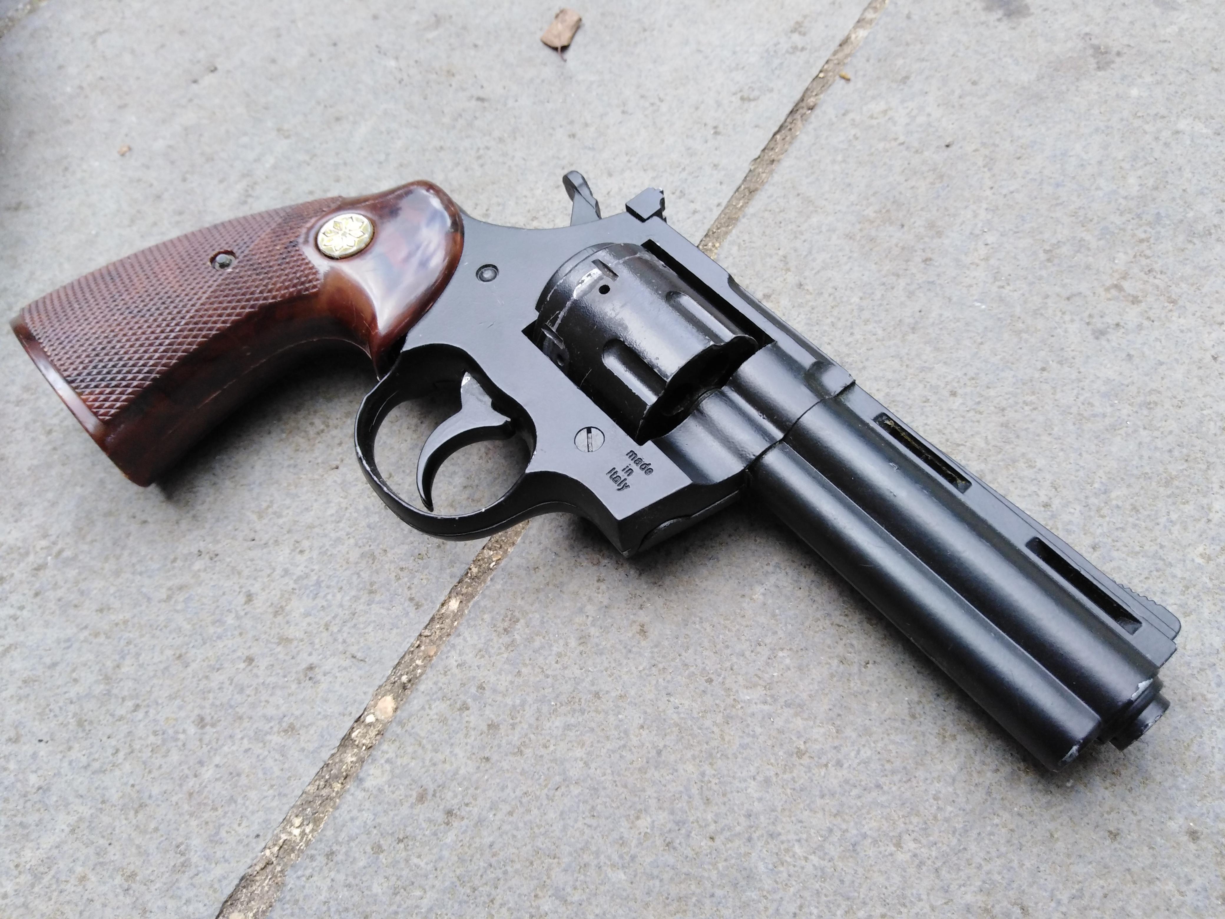 Colt Python .22 Blank